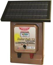 NEW PARKER MCCRORY MAG12-SP ELECTRIC FENCE 12 VOLT SOLAR 30 MILE CHARGER USA