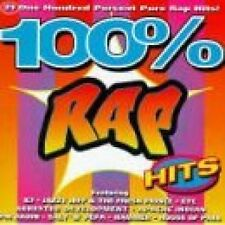 100% Rap Hits K7, House of Pain, Jazzy Jeff & The Fresh Prince, Arrested .. [CD]