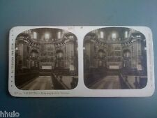 STC240 Espagne Valencia Maitre Hotel de la Cathedrale stereoview photo STEREO