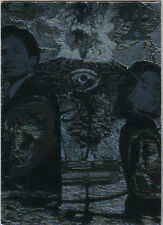 X FILES SEASON 2 ETCHED FOIL CARD i2