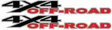 4x4 Decals for Dodge Off Road Ram Big Horn Diesel Cummins Emblem Badge Bedside