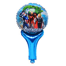 ♛ Shop8 : 1 pc AVENGERS BALLOON Party Needs Decor
