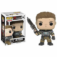 Funko Gears Of War POP JD Fenix Vinyl Figure NEW Toys Collectibles Video Game