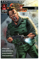 STARSHIP TROOPERS #3 A, NM, Markosia, Bugs, Sci-fi, 2006, more Horror in store