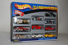 2002 Hot Wheels / 10 Car Party Pack / KMART Exclusive Vehicle