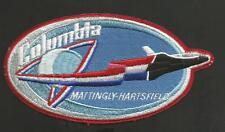 "COLUMBIA MATTINGLY HARTSFIELD  PATCH 3 1/2 """