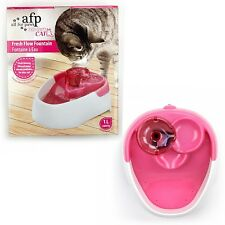 All For Paws AFP Modern Cat Kitten Fresh Flow Water Fountain