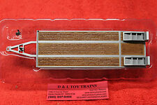 50-3192 Beaver Tail Trailer Silver New In Box