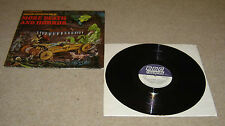 BBC Sound Effects No. 21 More Death And Horror Vinyl LP Rare - EX