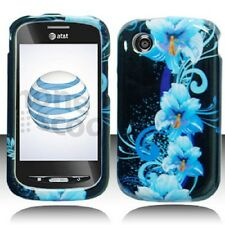 eBFlr TracFone/Net10 ZTE Merit 990G/Avail Faceplate Phone Cover Hard Case Skin