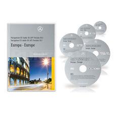 Navigations Navi CD Audio 30 APS Europa 10.1   Original Mercedes-Benz