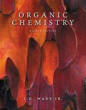 Organic Chemistry (8th Edition) by Wade  PDF & Solutions Manual