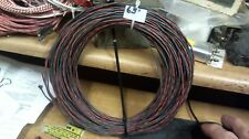 65 ft coil of Western Electric 22g cloth covered,tinned PAIR (130' of wire)