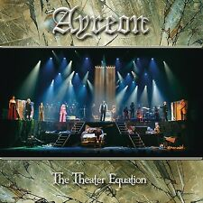 AYREON THE THEATER EQUATION (2016) BRAND NEW SEALED 2CD + DVD SET