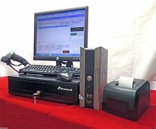 Retail Point of Sale POS System - NEW POS  PERIPHERALS REFURBISHED PC Win. 7 Pro