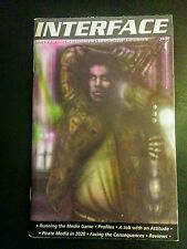 Interface - The Magazine for Cyberpunk 2020 Enthusiasts (SciFi RPG Supplement)