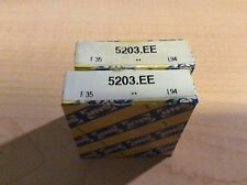 2-SNR-Bearings, #5203.EE,/30day warranty, free shipping