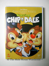 Disney Classic Cartoon Favorites Starring Chip N Dale Chip and Dale Cartoons DVD
