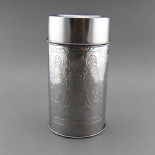 China Professional Airstream Tea Canister Coffee Bean Caddy Tea Can TP100