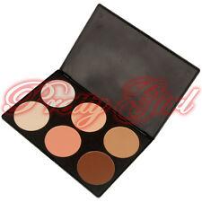 Professional 6 Colours Contour Face Powder Makeup Blush Palette Perfect Skintone