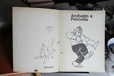 1966 - GEO McMANUS - ARCIBALDO E PETRONILLA - PRIMA EDIZIONE