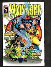Dutch Wolverine #22 ~ Hard To Find ~ 1997 (9.2) WH