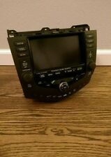 39051-SDN-L820-M1 Honda Accord 2003 2004 2005 2006 2007 CD 6 Navigation RADIO