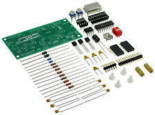 Frequency Counter DIY Kit 10Hz - 250MHz w/LCD, MB506 and open source code