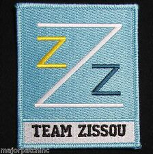 THE LIFE AQUATIC TEAM ZISSOU LOGO EMBROIDERED HALLOWEEN COSTUME IRON ON PATCH
