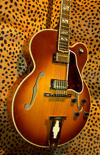 L-5 ces Jazz guitar Aria Pro Pe180 Superb Japanese Vintage Lawsuit  JVGuitars