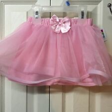 Girls Dance Tutu Skirt Size 24 Months Toddler Pink New Infant Ballet Easter