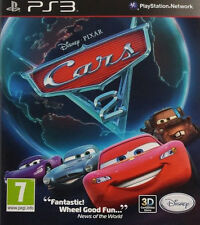 Cars 2 (PS3), Very Good Condition PlayStation 3, Playstation 3 Video Games