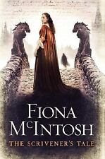 The Scrivener's Tale by Fiona McIntosh SC new