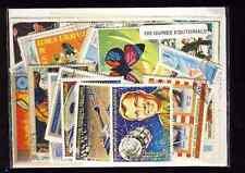 Guinée Equatoriale - Equatorial Guinea 100 timbres différents
