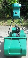 Qualcast Suffolk Punch 35 SK electric start version of classic cylinder mower