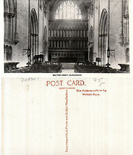 1940's MILTON ABBEY BLANDFORD DORSET UNUSED POSTCARD