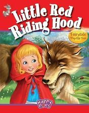 Little Red Riding Hood: Fairytale Pop-Up Fun (Happy Pops) by The Book Company E