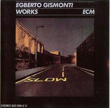 Egberto Gismonti - Works Jan Garbarek Collin Walcott Charlie Haden Senise ECM