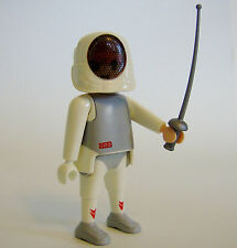 Playmobil Series 7 Fencer Man Figure
