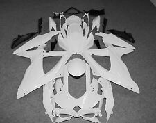 Unpainted ABS Injection Bodywork Fairing Kit for SUZUKI GSXR600/750 2008-2010 09