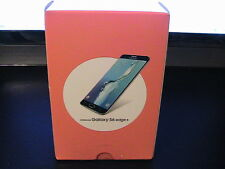 Samsung Galaxy S6 Edge plus 32GB SM-G928A At&t Unlocked Factory Sealed Black