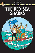 TINTIN - THE RED SEA SHARK By Herge