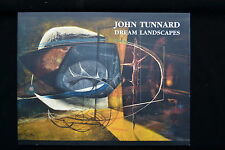 JOHN TUNNARD 1900-1971 DREAM LANDSCAPES EXHIBITION CATALOGUE SURREALIST ST. IVES