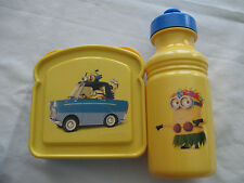 New Despicable Me Minions 2pc Reusable Lunch Set Sandwich Container Drink Bottle