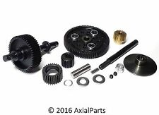 Axial Wraith 1/10 Crawler HD Hardened Steel Metal Transmission Gears Spur Pinion