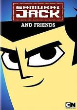 Cartoon Network: Samurai Jack and Friends 2014 by Ex-library - Disc Only No Case
