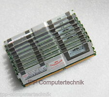 32 GB 8 x 4GB HP RAM 2Rx4 FB DIMM Speicher 667Mhz ECC Fully Buffered PC2-5300F