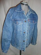 "LEVI'S RED TAB VINTAGE STYLE DENIM JACKET YOUTH XXL EUC (CHEST MEASURE 20"")"