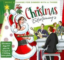 Christmas Entertaining - Music Cuisine for Dinner With A Theme New  Sealed