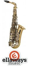Selmer AS400 Student Alto Saxophone inc.Case 2 Year Warranty BRAND NEW